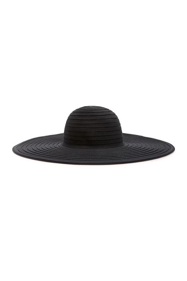 Shadow Striped floppy hat