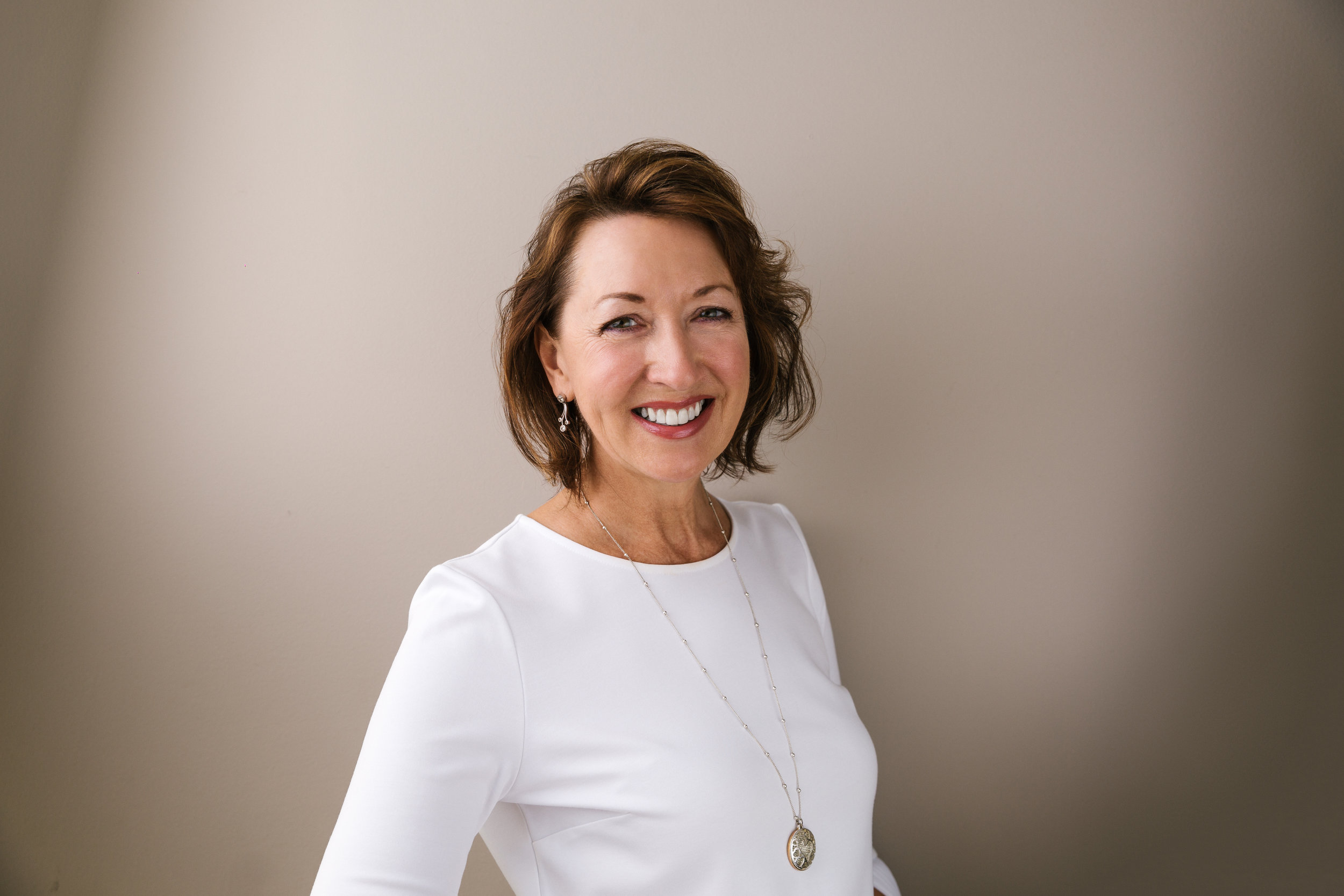 Julie - executive head shot