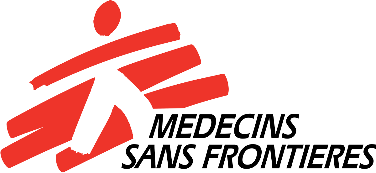 Médecins Sans Frontières/Doctors without borders logo