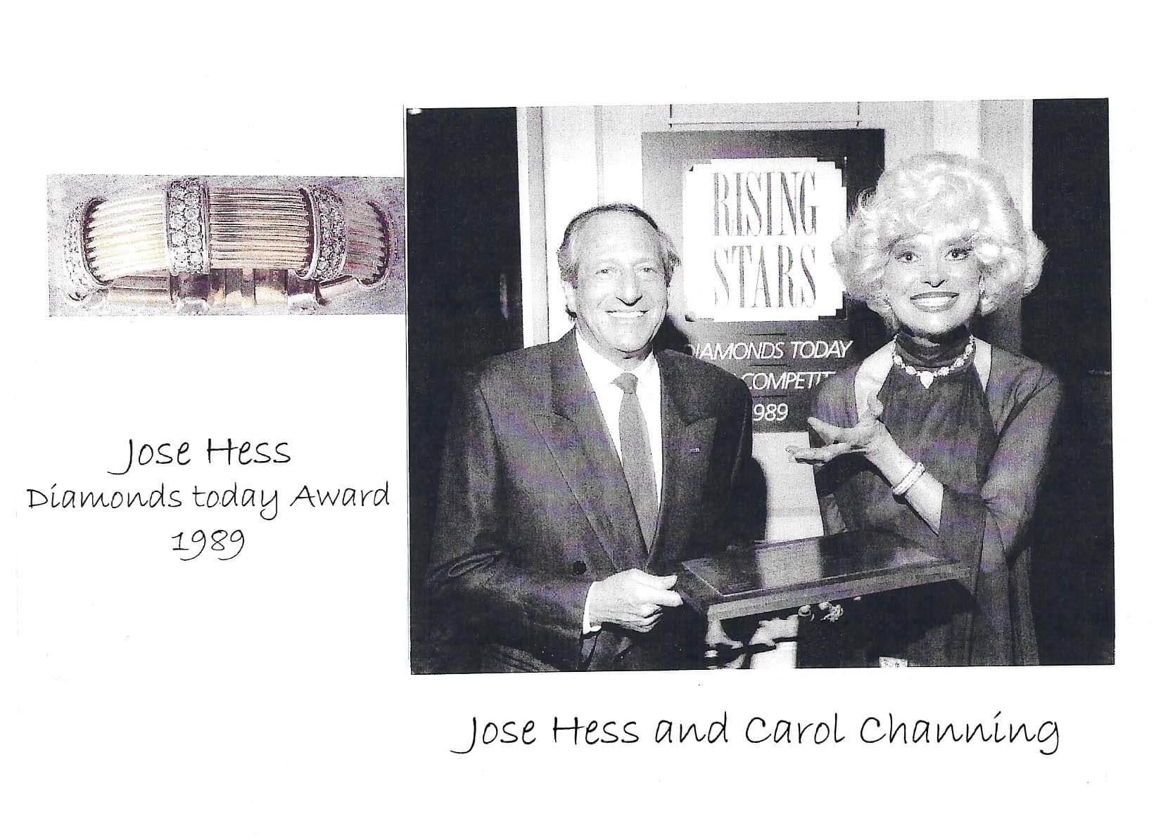 1989 Diamonds Today Awards.jpg