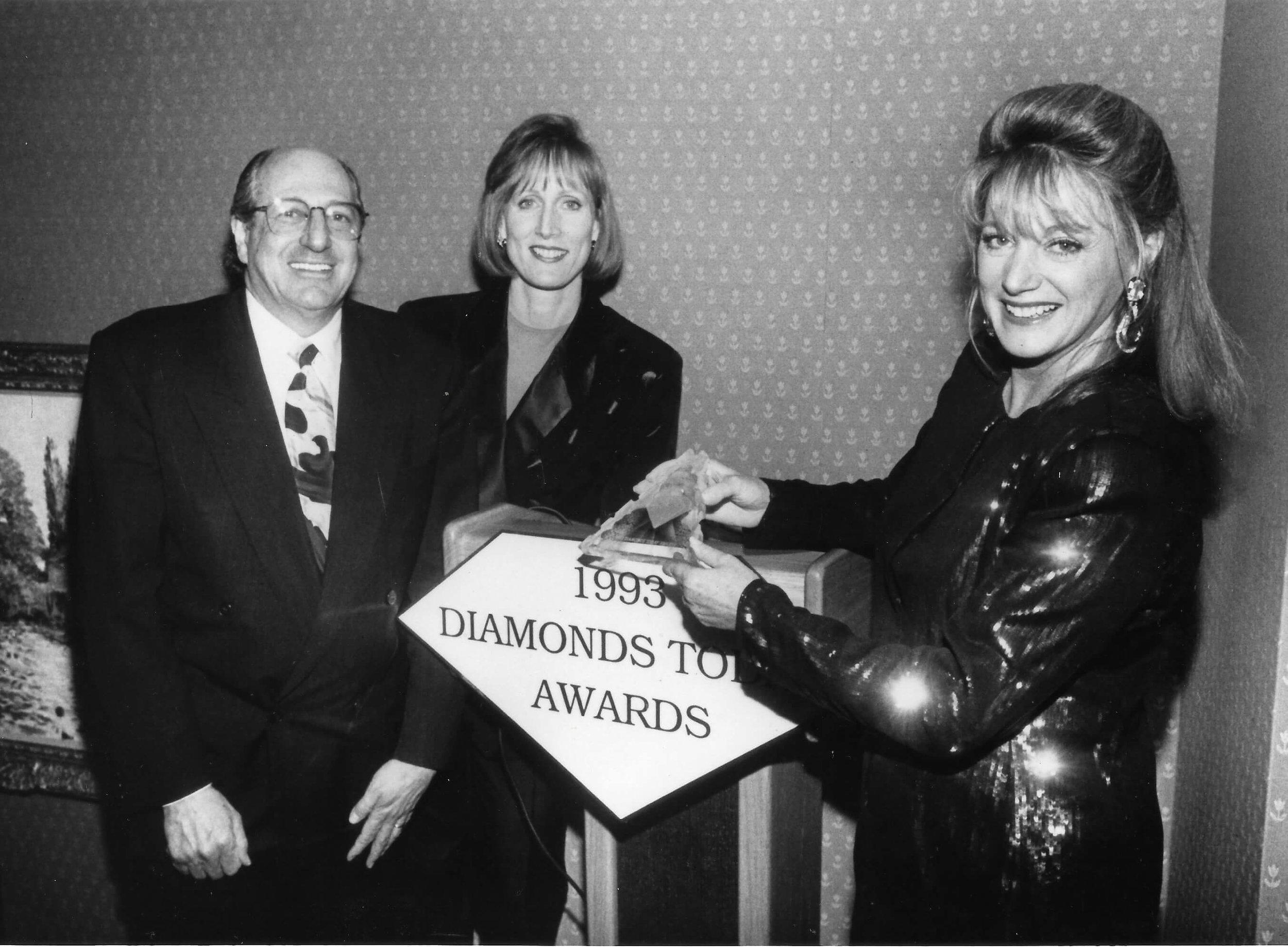 JH Diamonds Today Awards 1993.jpg