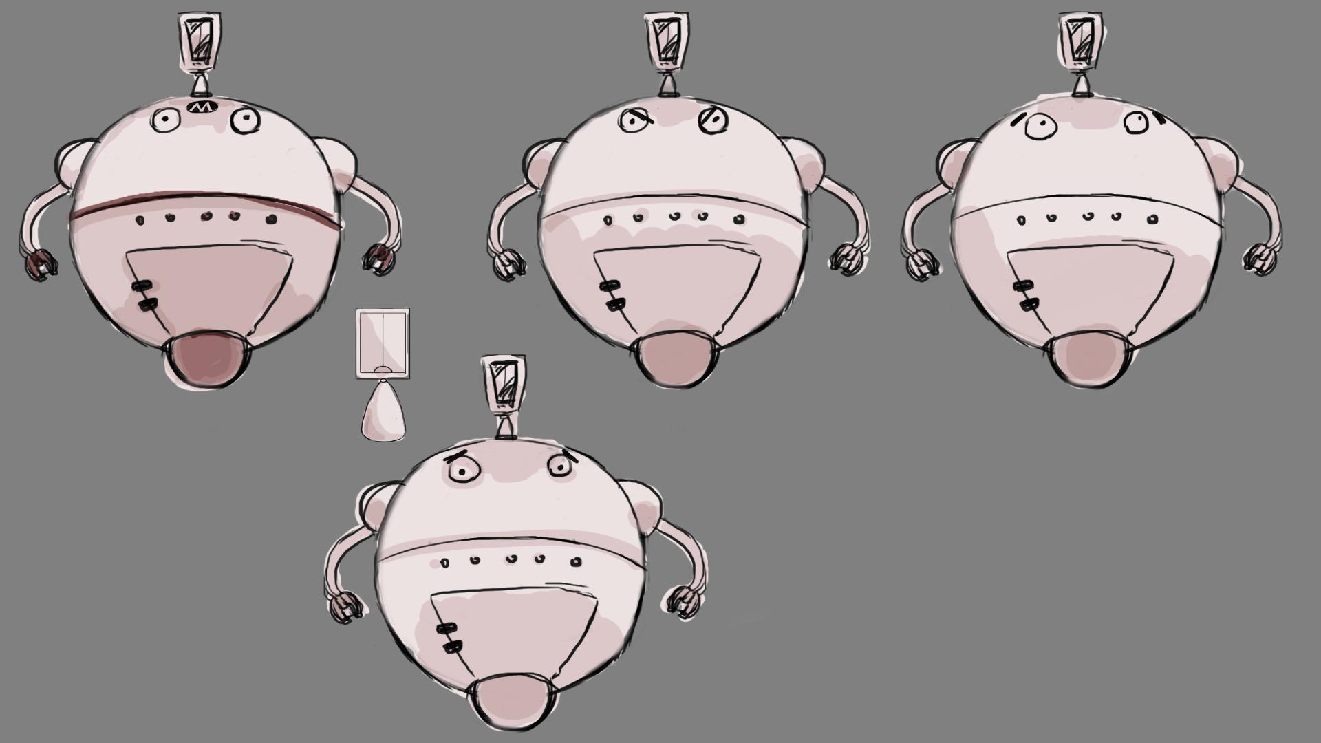 Mixy design--emotions