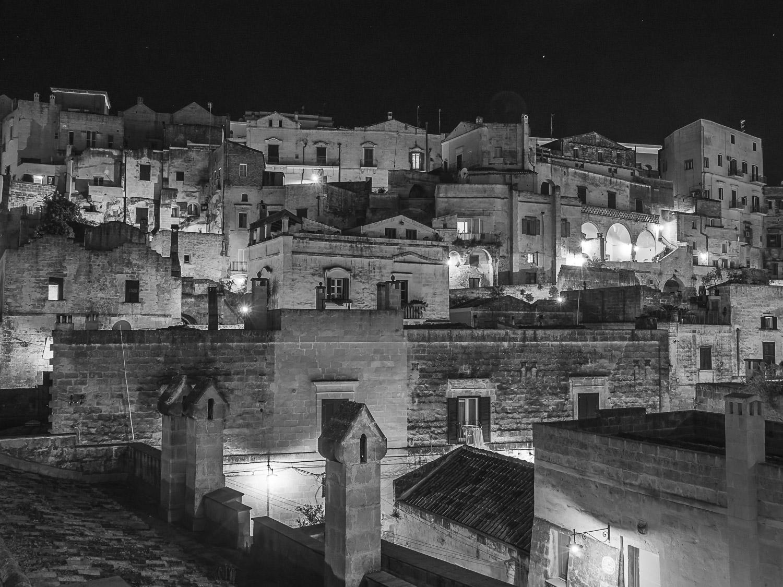 Night Light, Matera, Italy, 2015