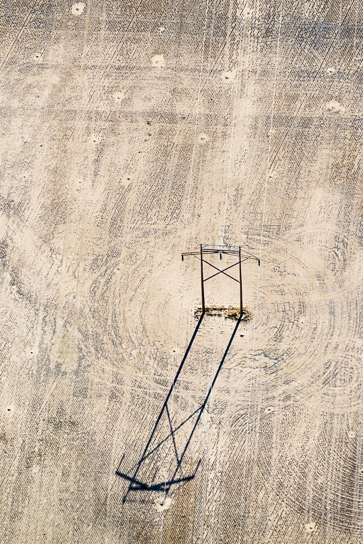 Tower Shadow, Wiggins, CO, 2013