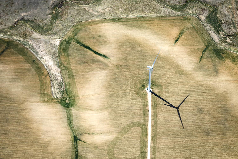 Turbine Field, Limon, CO, 2014
