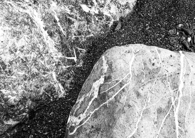 Dark Sand, Rockaway Beach, CA, 2006