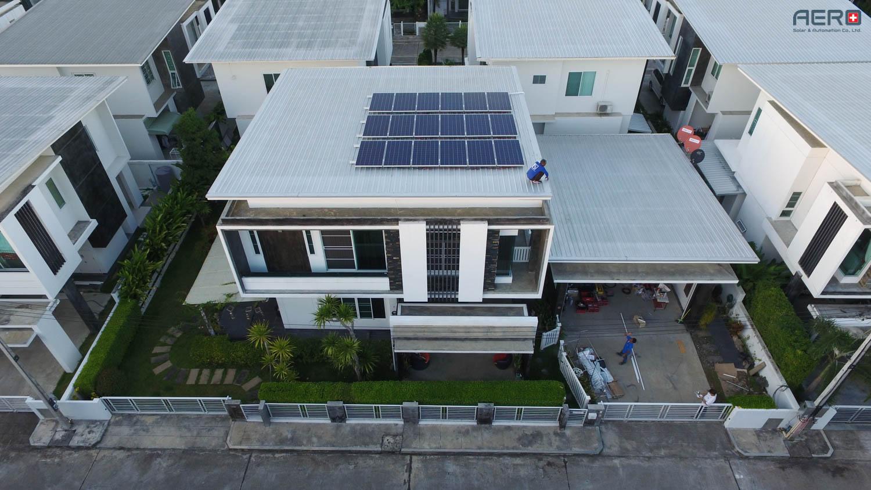 Solar Installation br AERO Solar