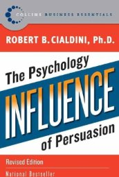 Influence: The Psychology of Persuasion   by Robert Cialdini    Most helpful with:  Negotiation, Sales   Page count:  281   Buy now  for $12.99 AUD