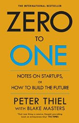 Zero to One   by Peter Thiel    Most helpful with:  Business, Growth   Page count:  224   Buy now  for $14.99 AUD