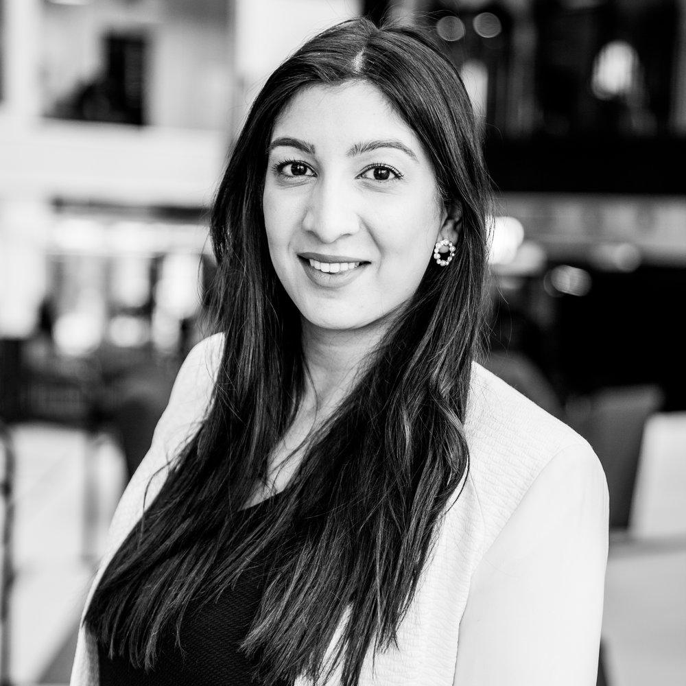Rea Parashar, Finance Innovation