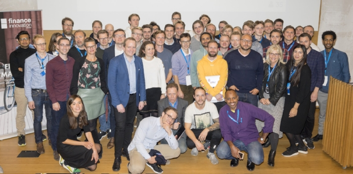 All the participants and mentors from the Hackathon  © : Vega Ebbersten