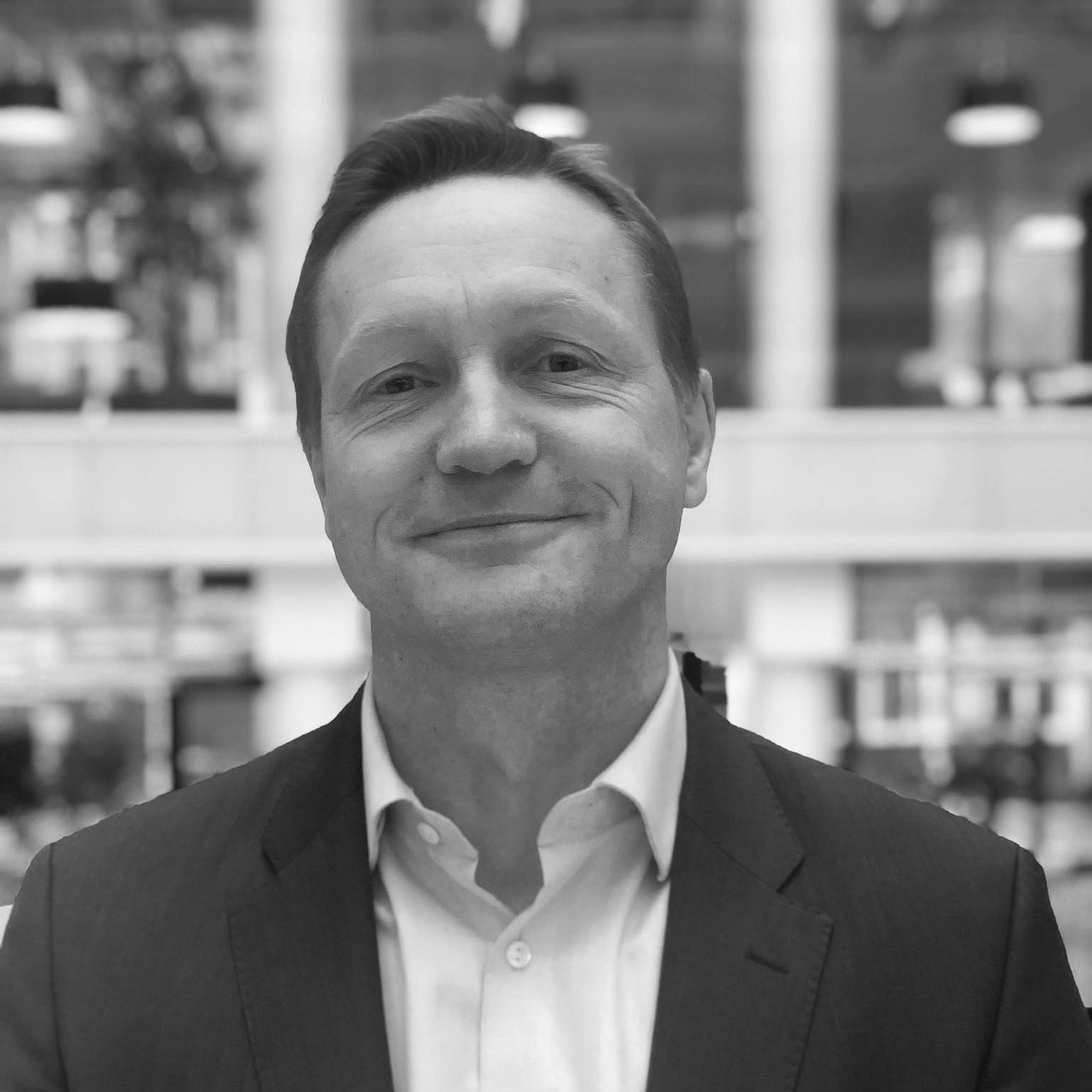 Vidar Aksland - Innovation Director, SpareBank1 SR-bank