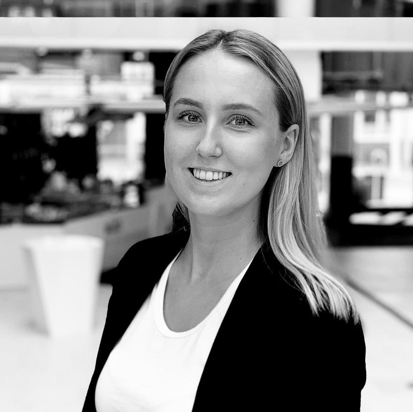Simone Brattli - Student Leadersimone@financeinnovation.no