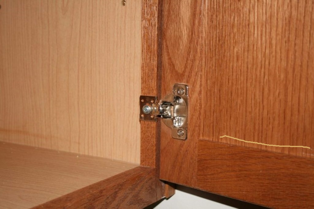 Pullouts using soft close slides inevitably result in scratched the cabinet doors and damaged pullout corners.