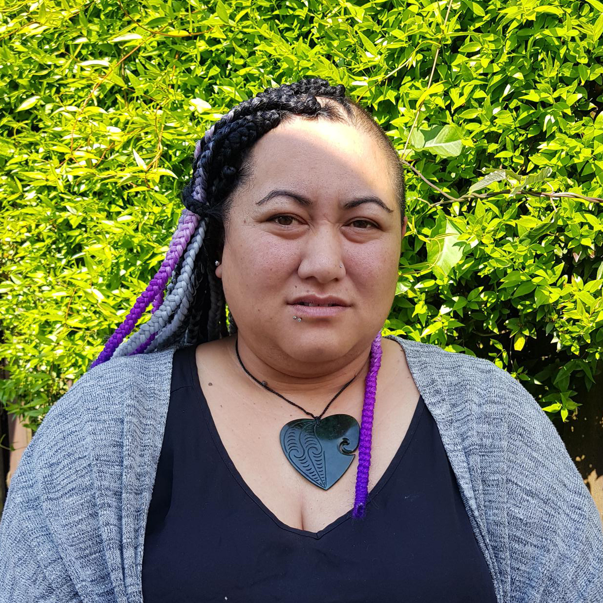 ALICIA TUAU - Social Support Worker Whare 4 Whānau