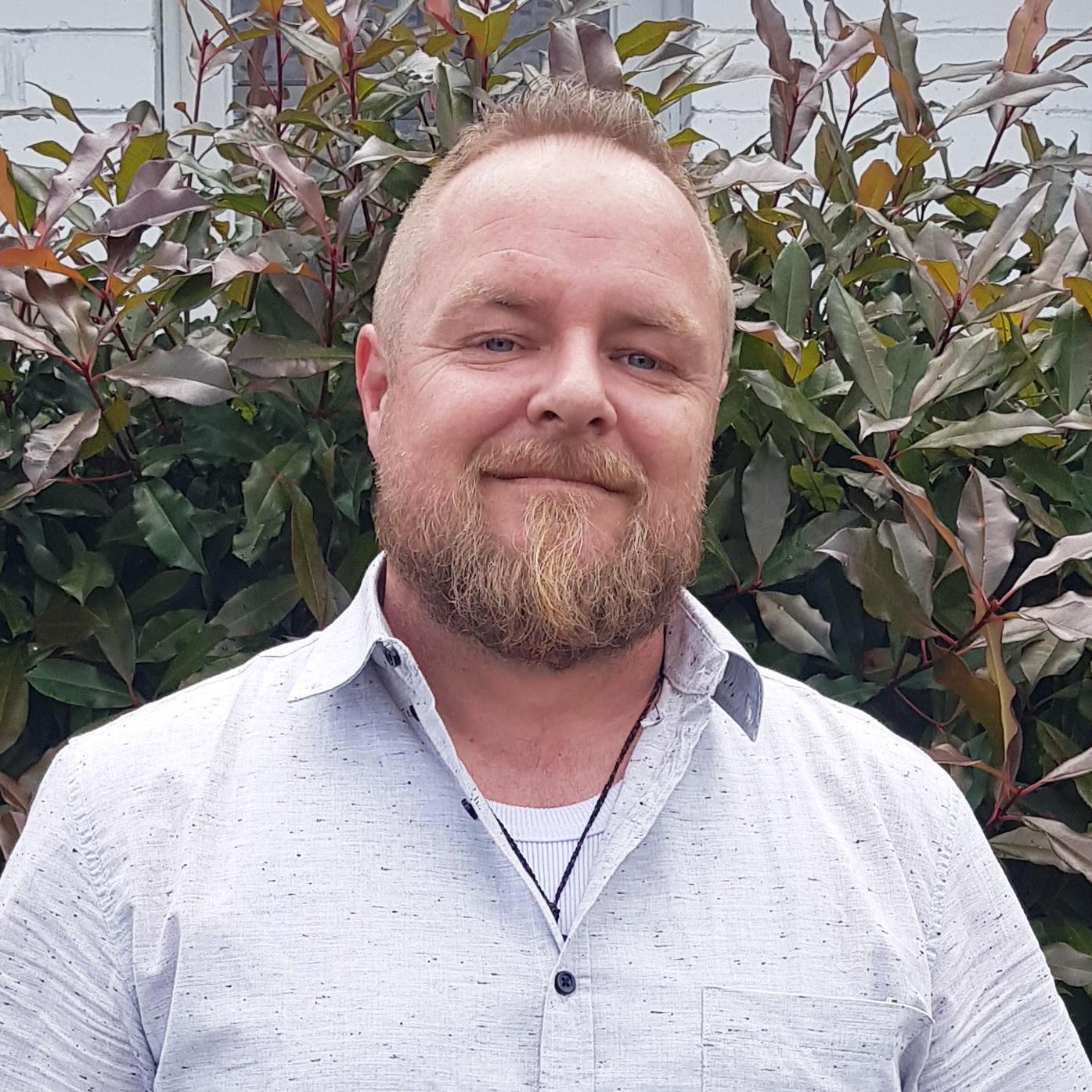 KARL MORTENSEN - Registered Social Worker Whare 4 Whānau