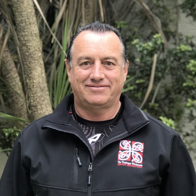 PHIL GILLESPIE - Youth Worker / Mentor