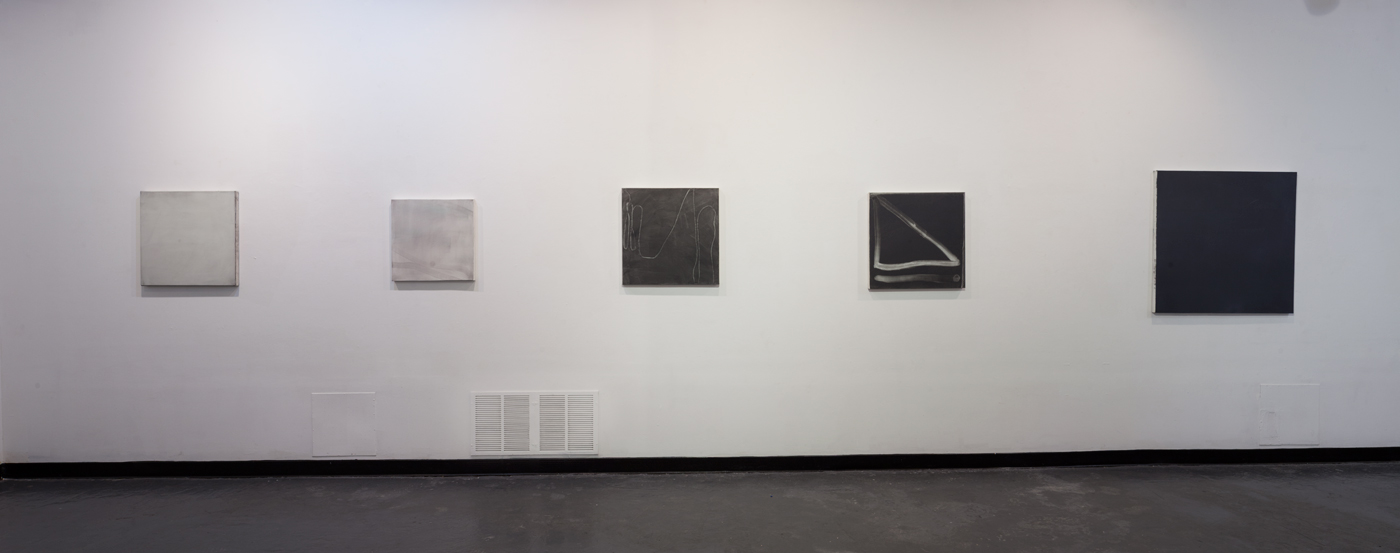 """Installation view at the show, """"Against image"""", Pratt south galley, Brooklyn, NY"""