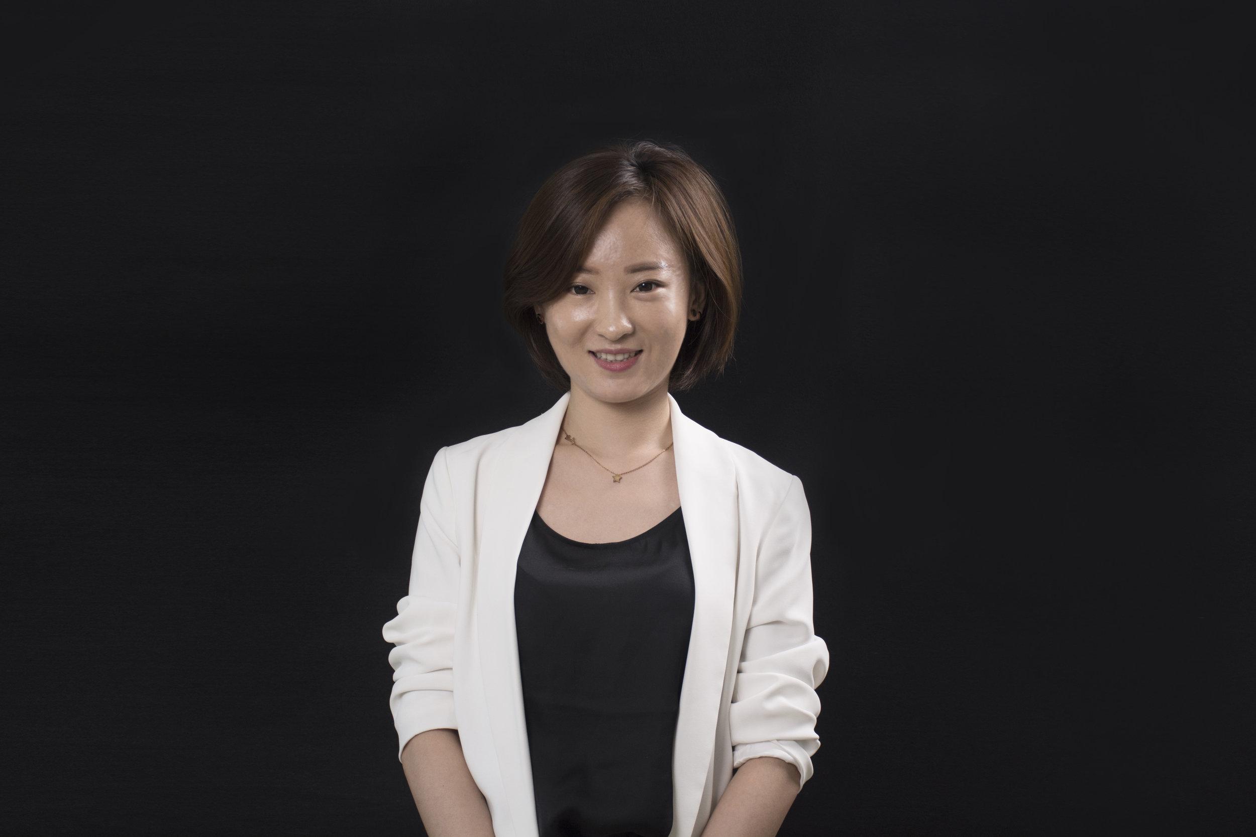Jennie Zhang, HR Director
