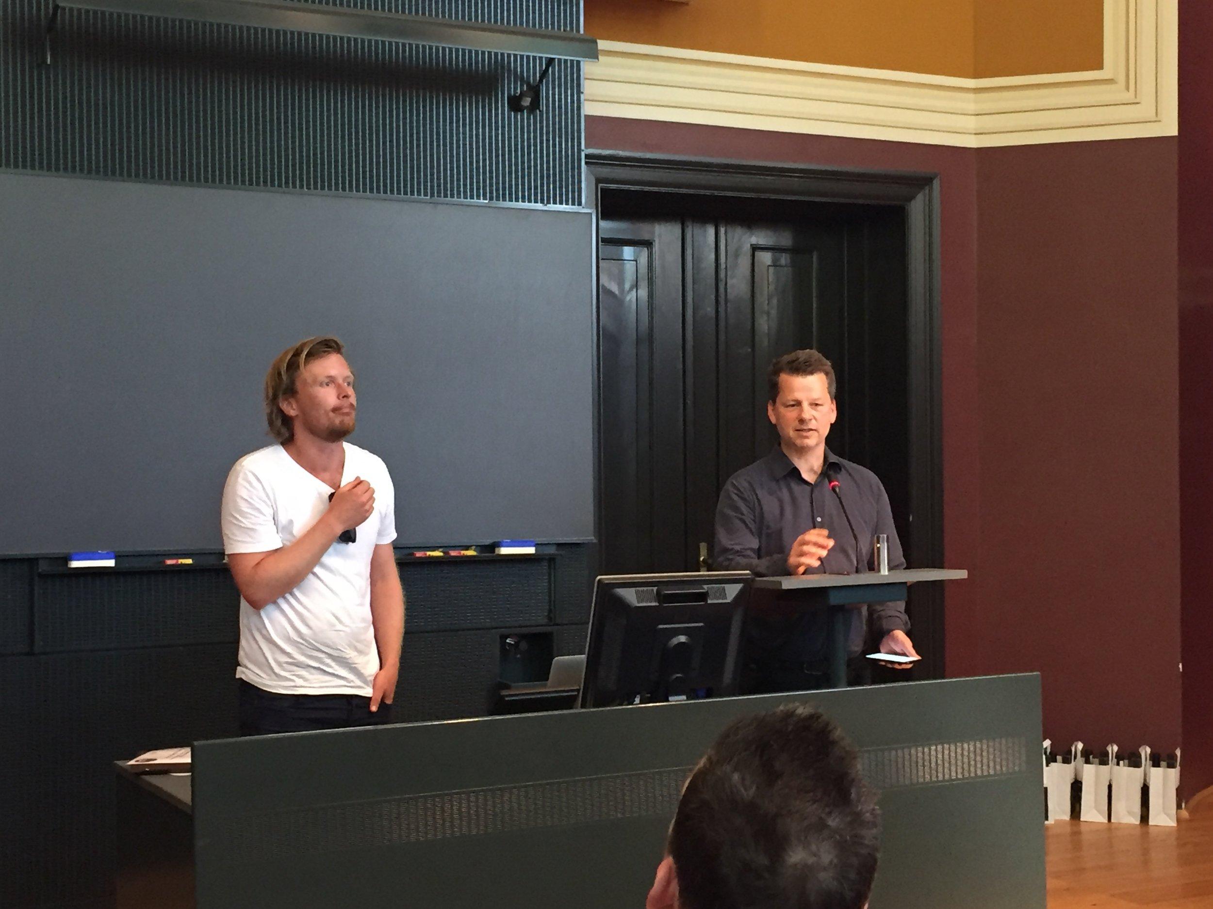 Anders Søgaard og Stephen Alstrup.JPG