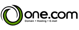 About One.com   One.com is an innovative supplier of web hosting services and one of the leading companies in Europe within the provision of domain names and sales of web hosting services.