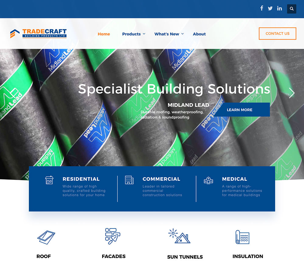 Tradecraft Building Products LTD