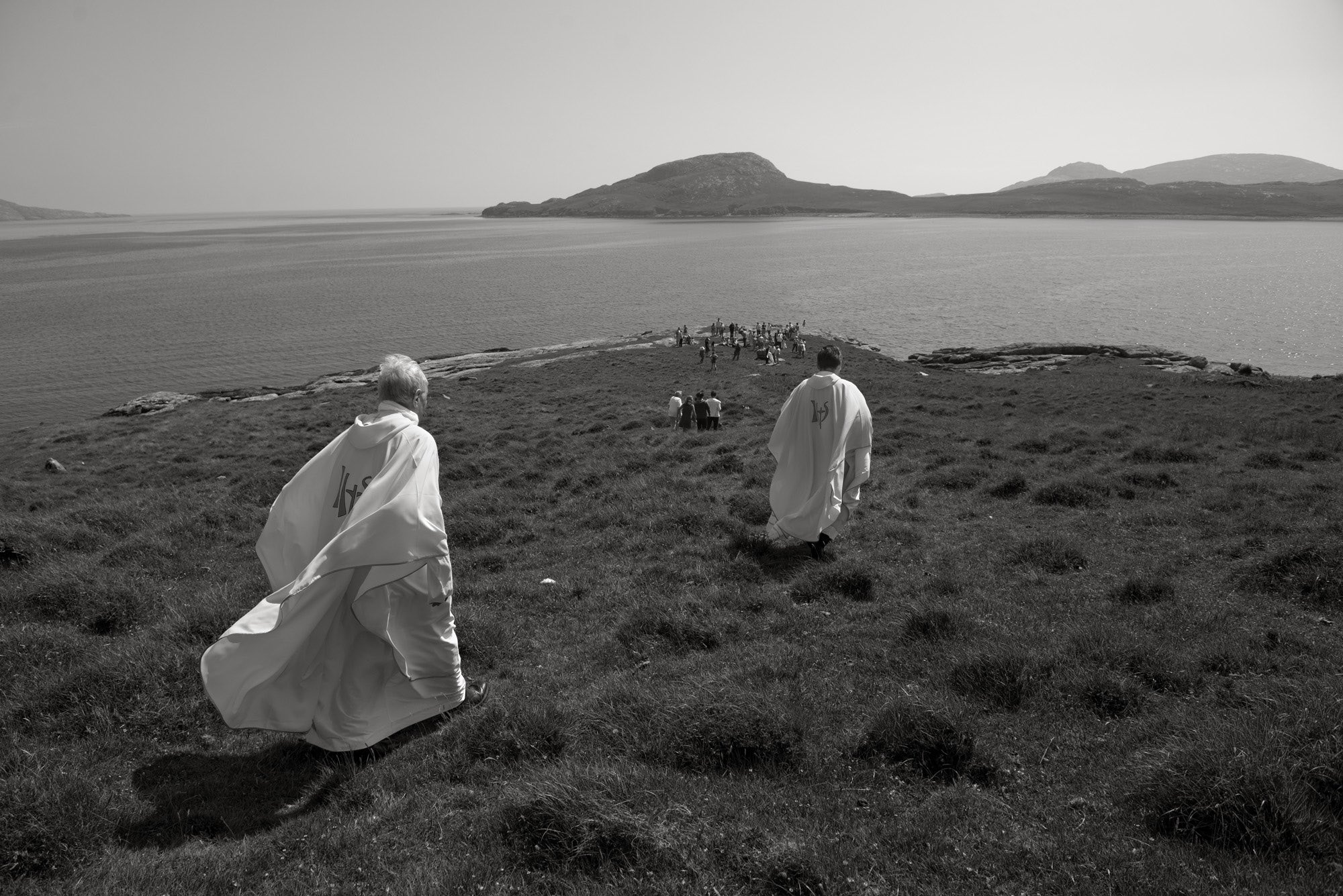 Church Centenary, 2013 from The Vatersay Series