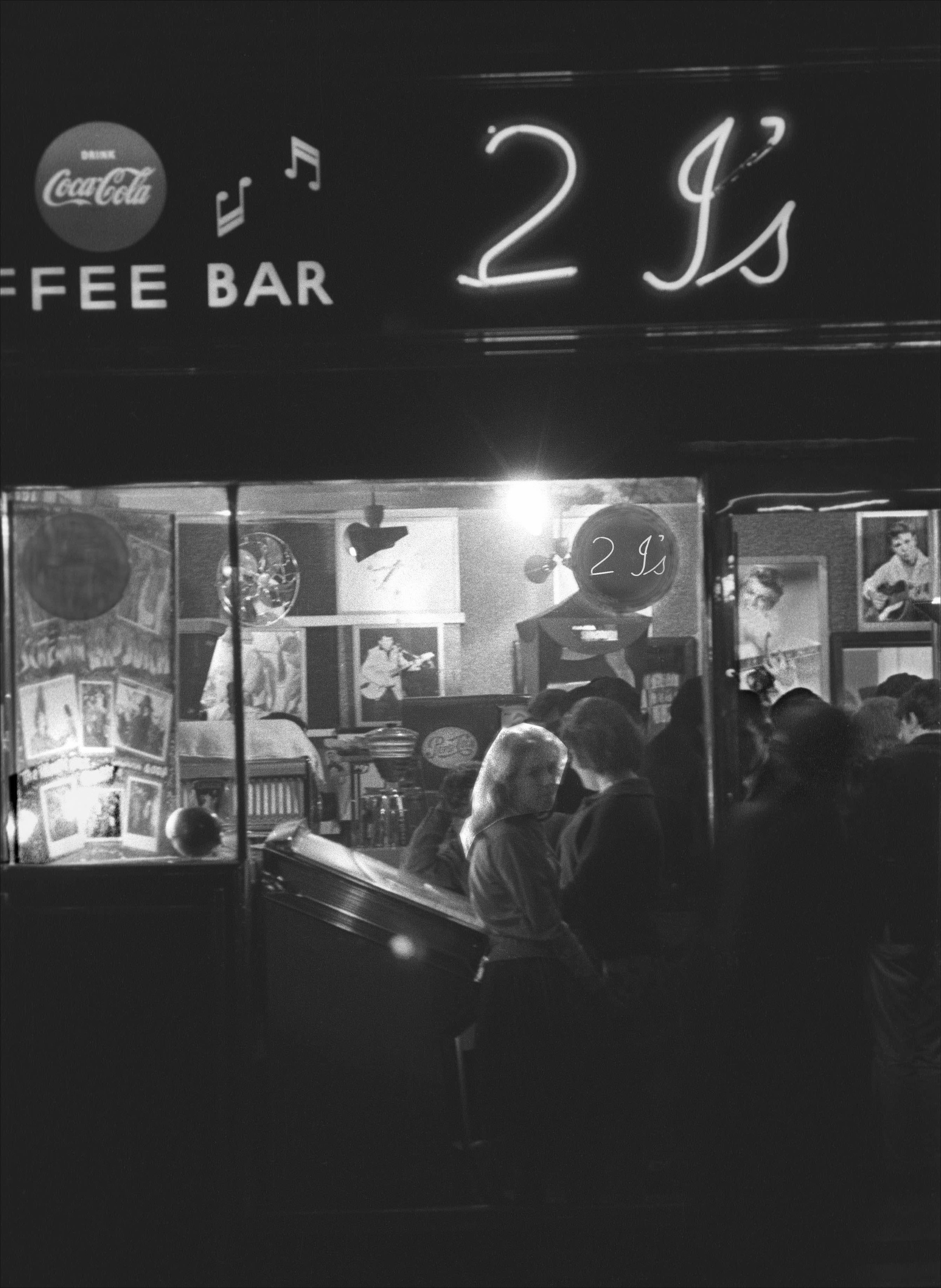 2i's Café, London, 1964