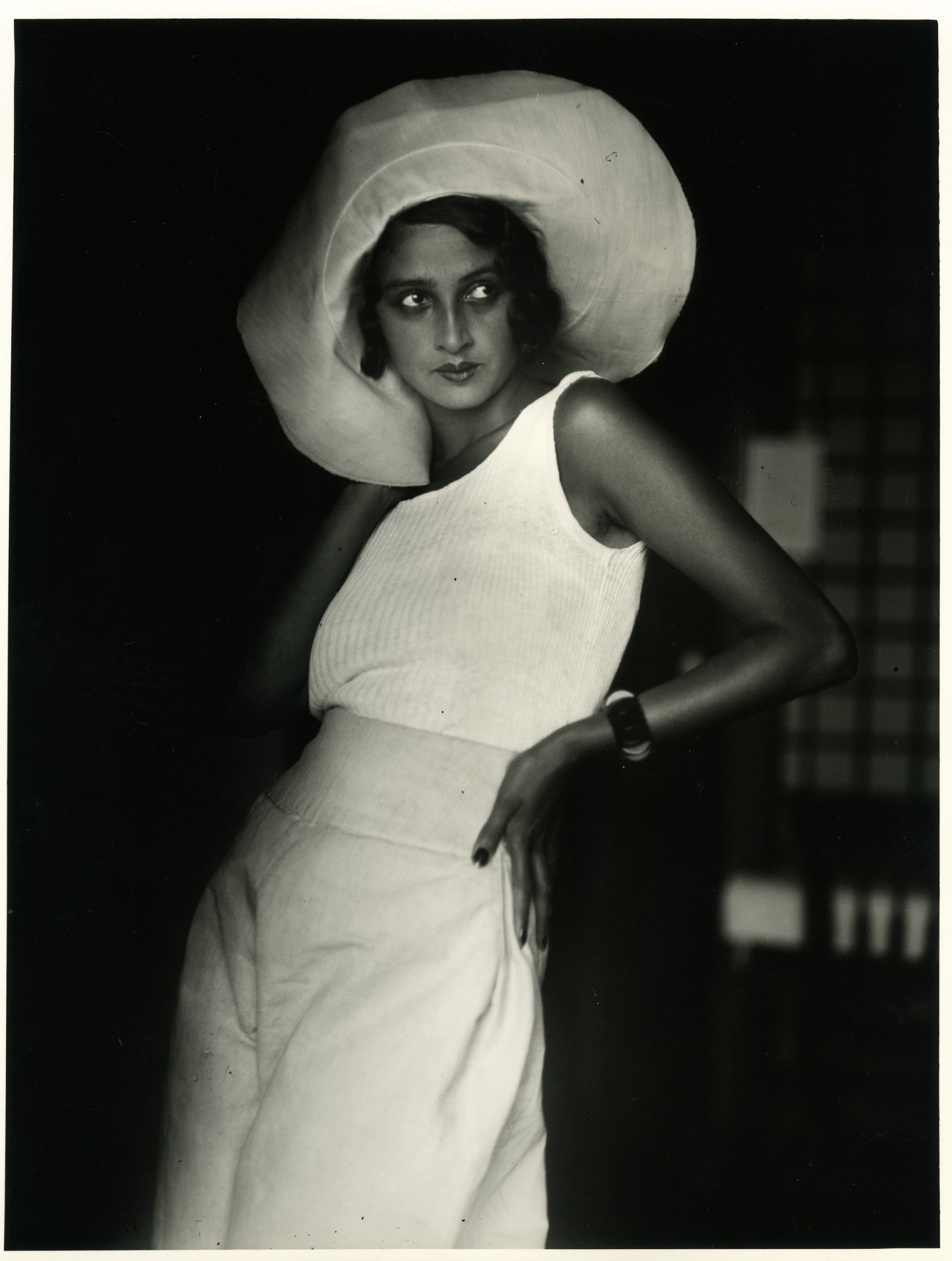 Renée, Biarritz, August 1930