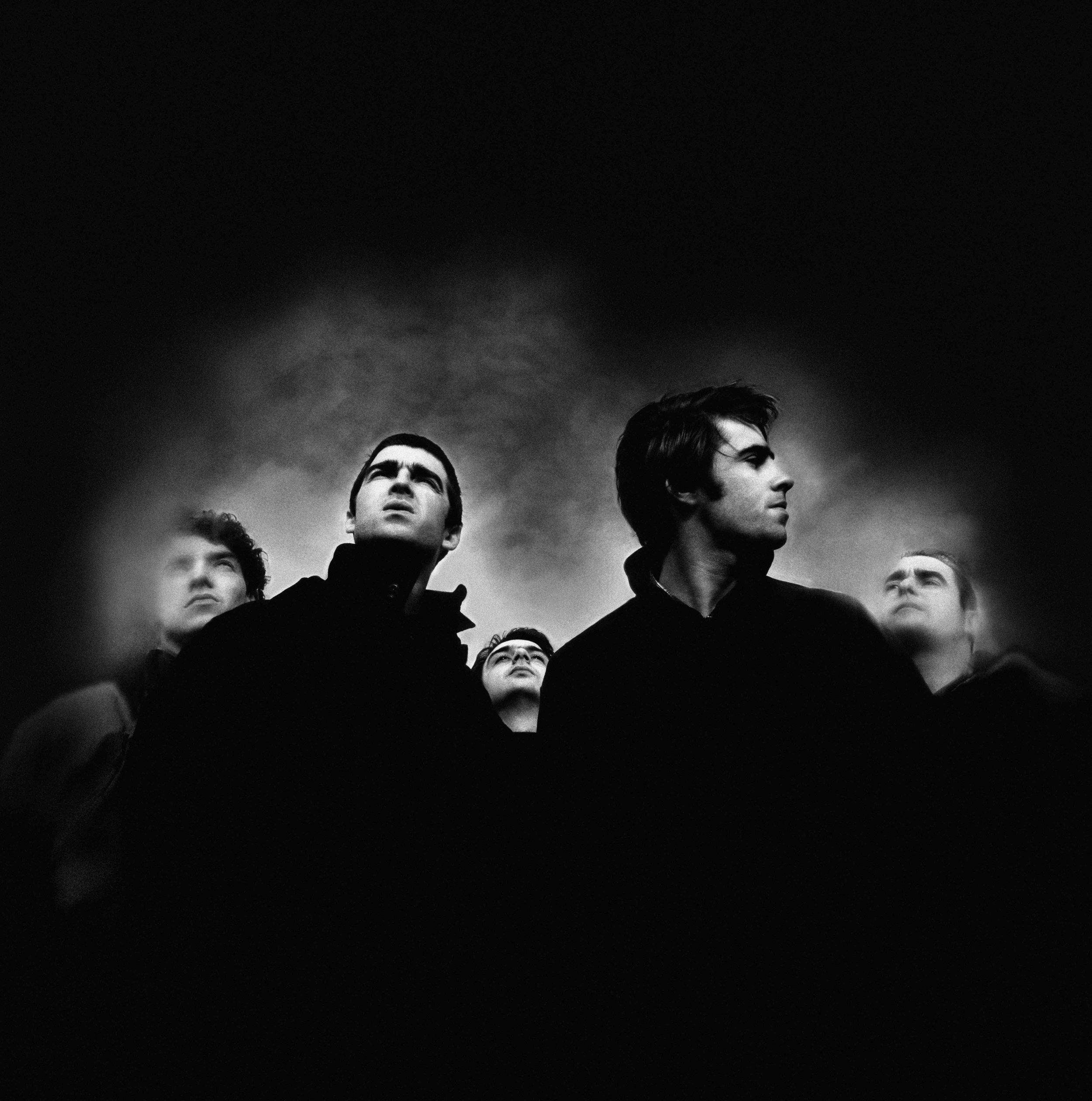Oasis, Primrose Hill, London, 1996
