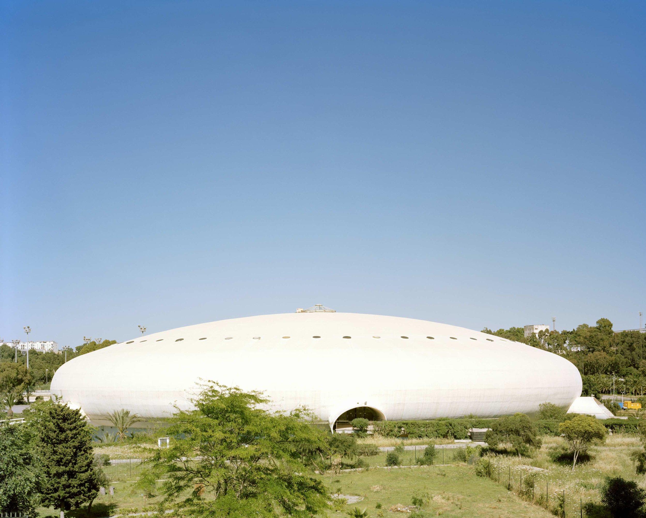Salle Ominsport, Algiers, Algeria, 2012