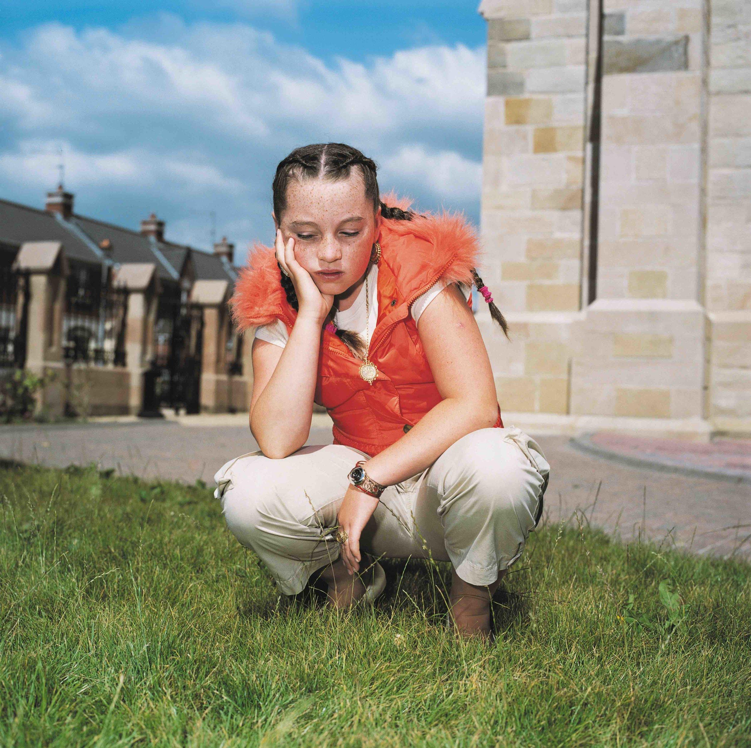 Jolene from the 'Teenagers Belfast' series