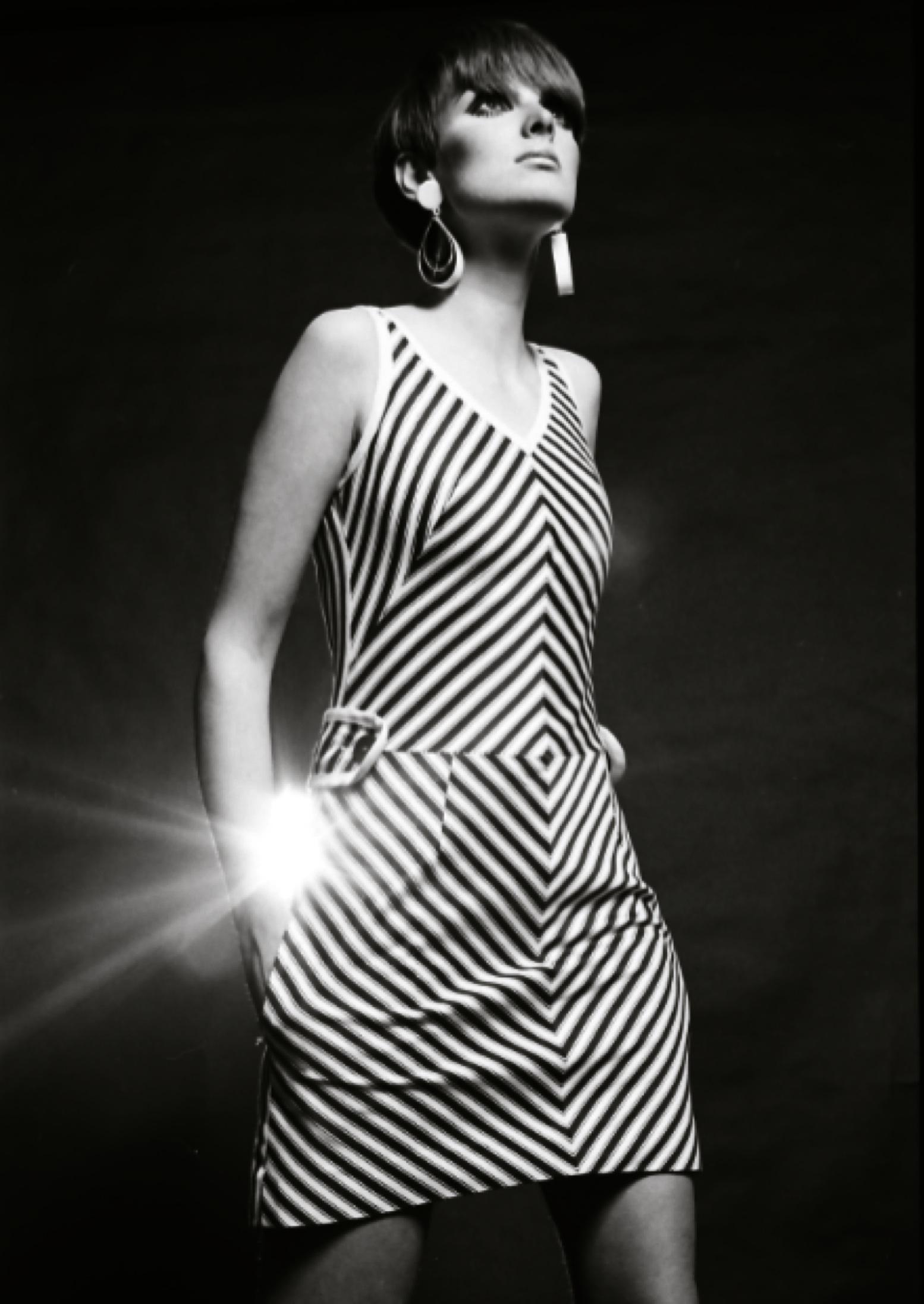 Grace Coddington, 1966