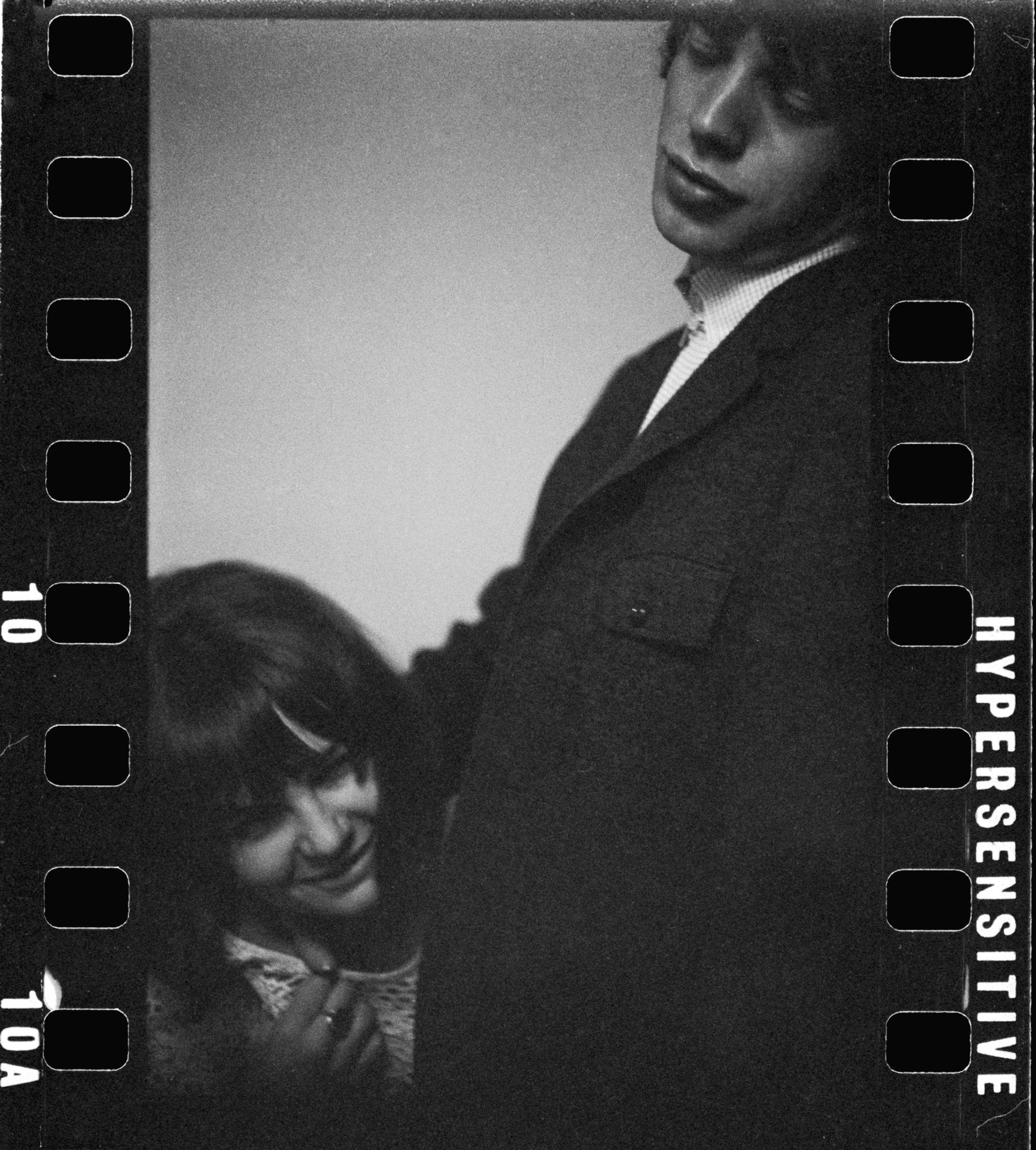Mick Jagger & Chrissie Shrimpton, 1963
