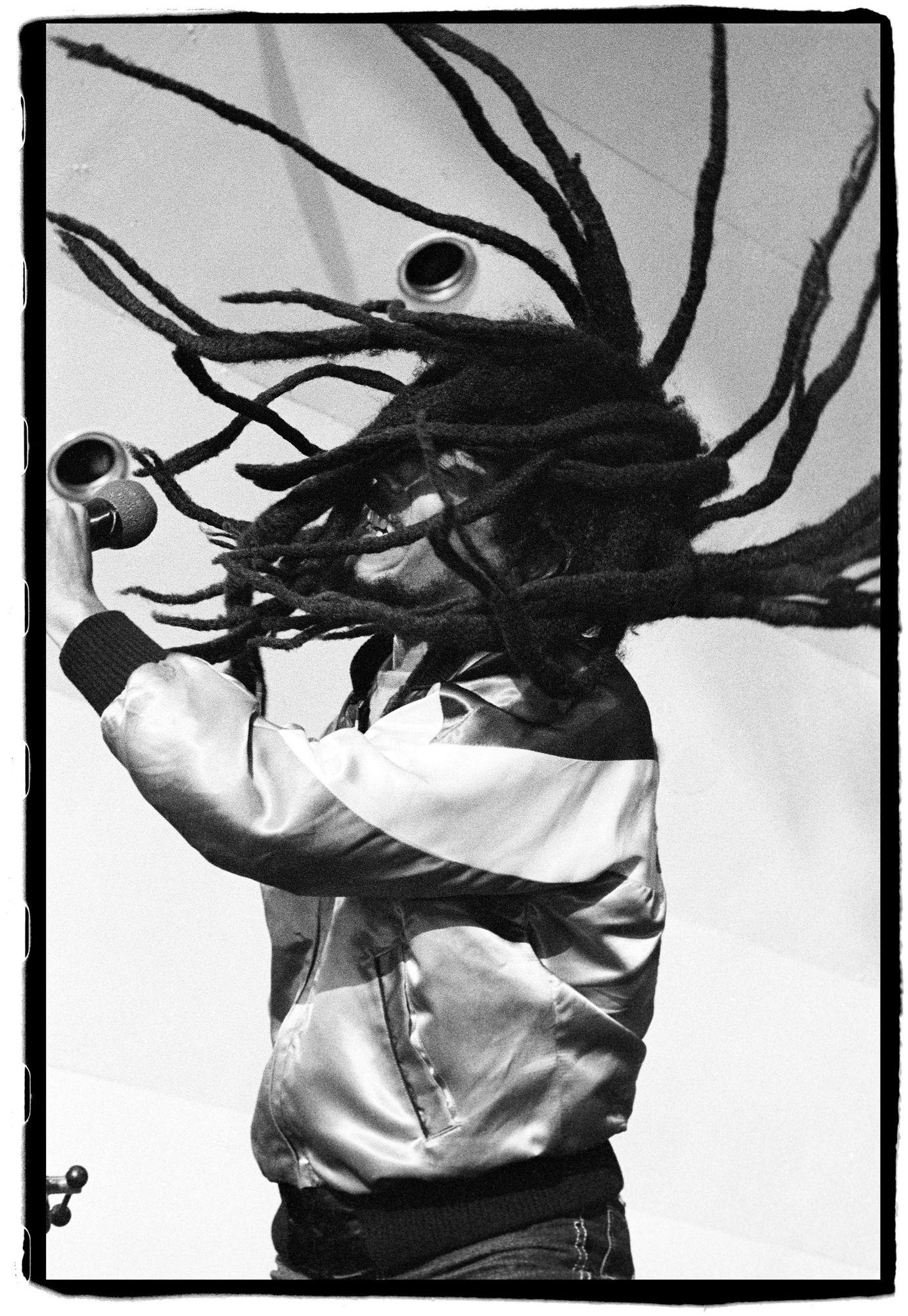 Bob Marley, Last London show, Crystal Palace Bowl, London, UK, 7th June 1980