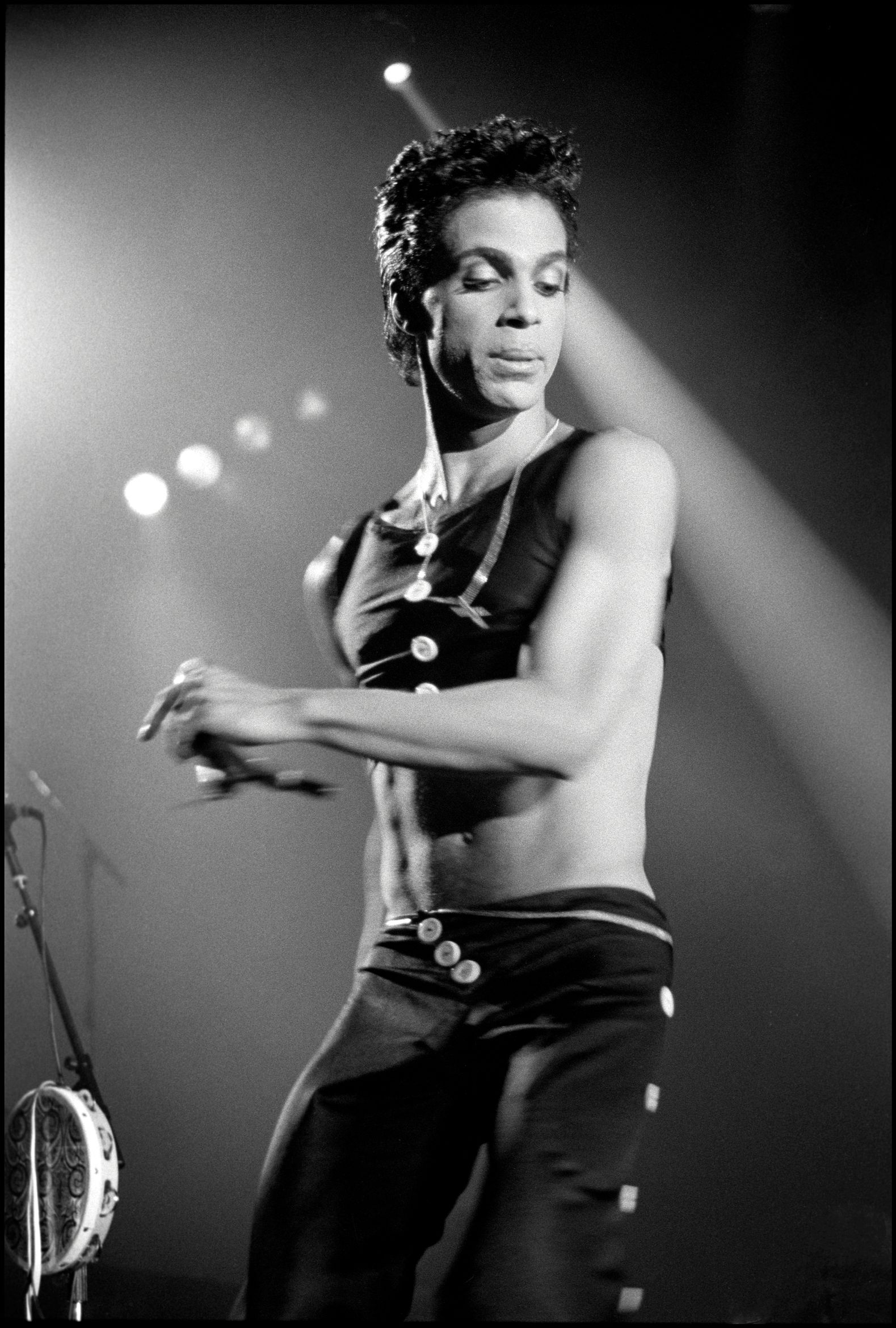 Prince, Wembley Arena, London, UK, 14th August 1986