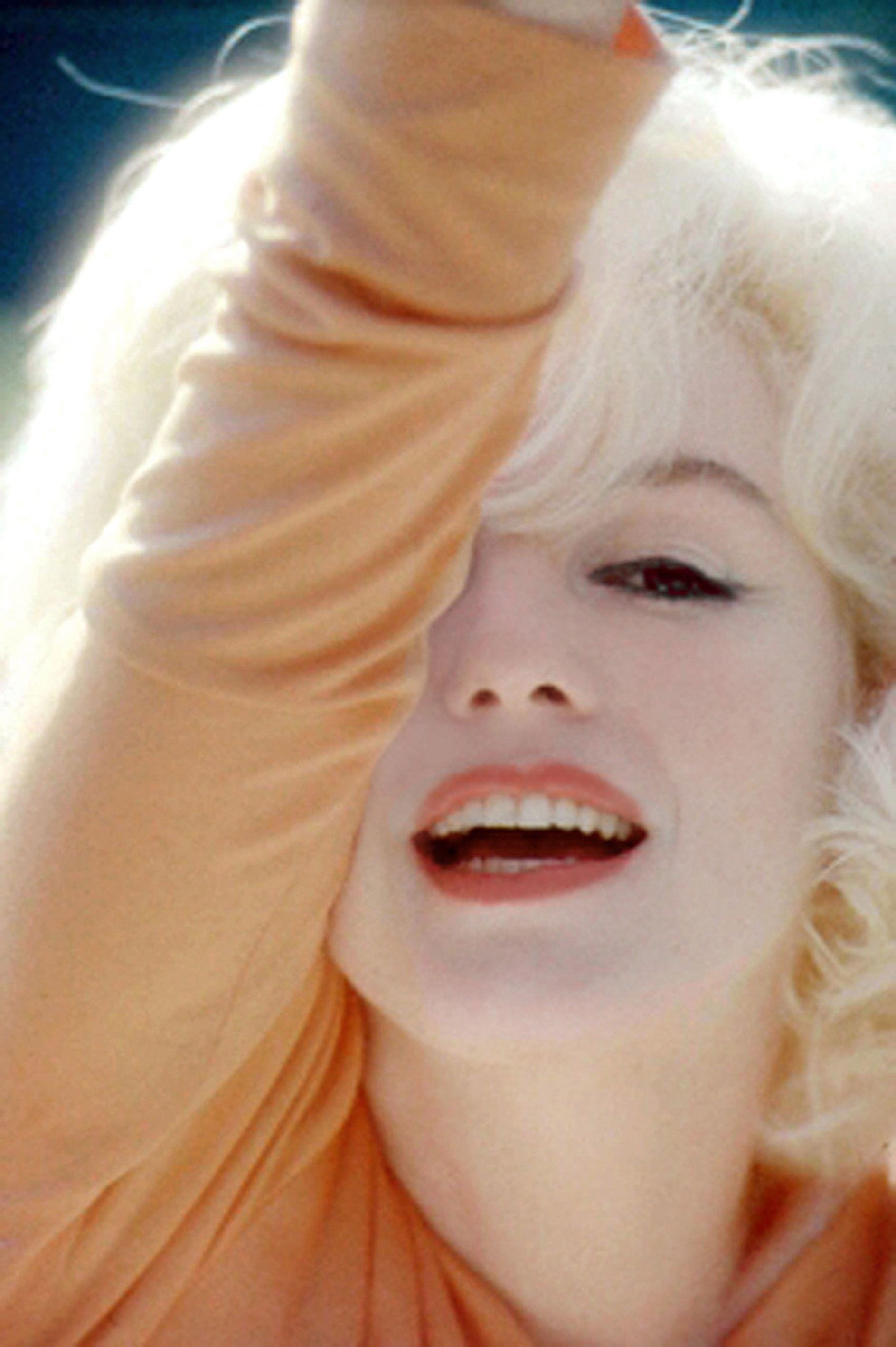 'Marilyn Monroe, Beverly Hills, 1962' by Willy Rizzo