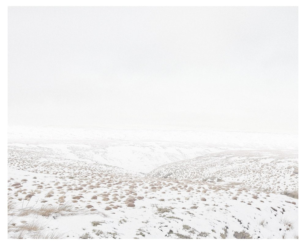 Dean Head Moss, Saddleworth Moor, 2015 from The Saddleworh Moor Series