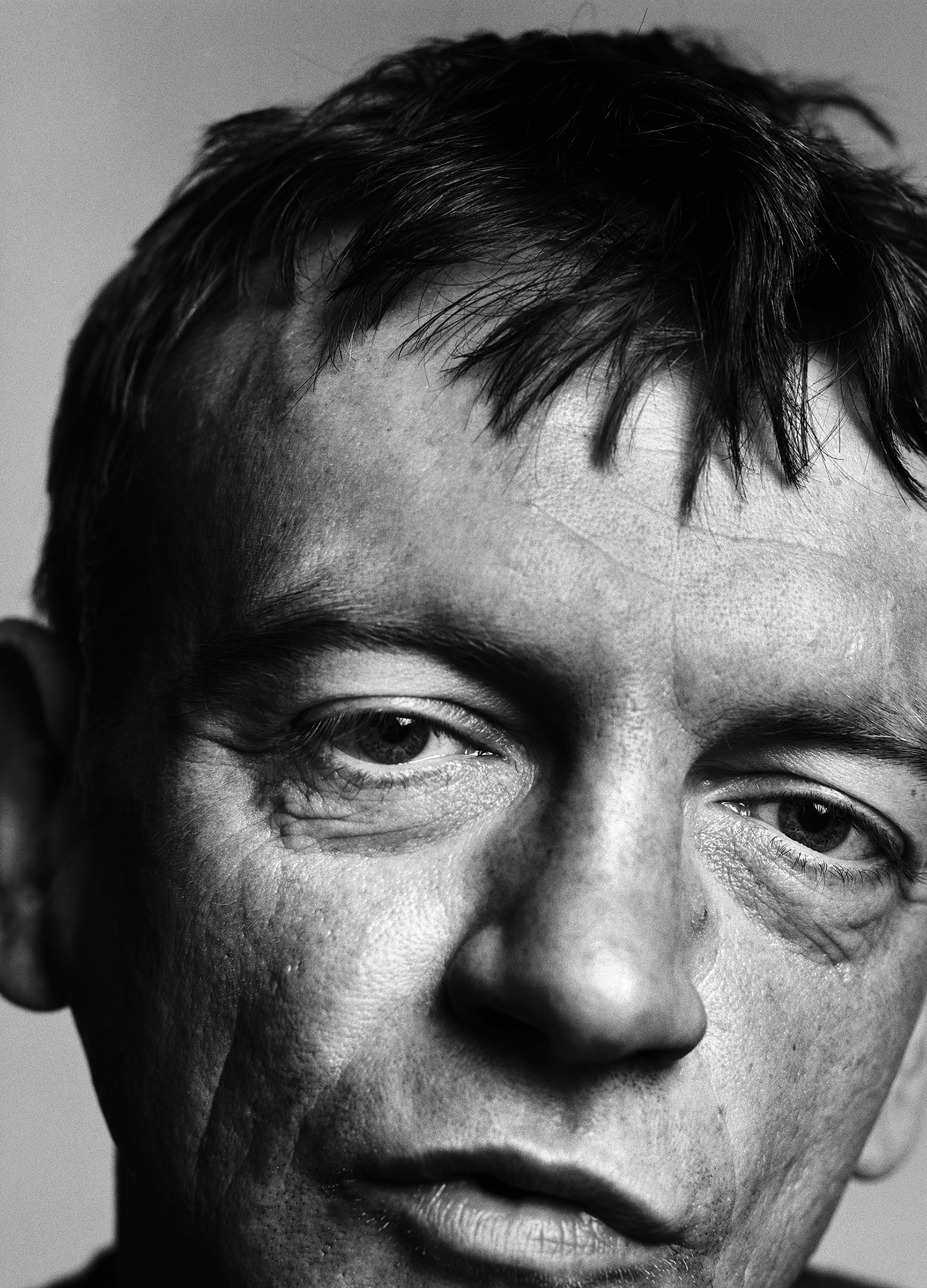 Mark E. Smith for GQ Magazine, 1996
