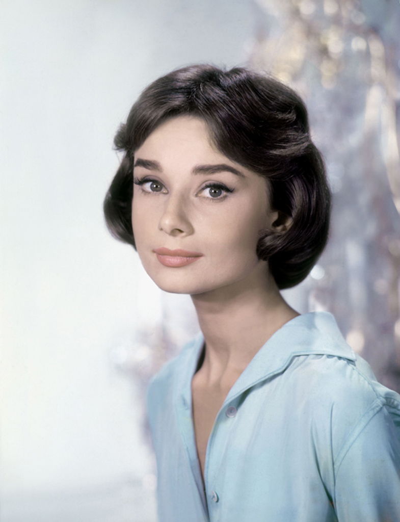 Audrey Hepburn, Paris, 1961