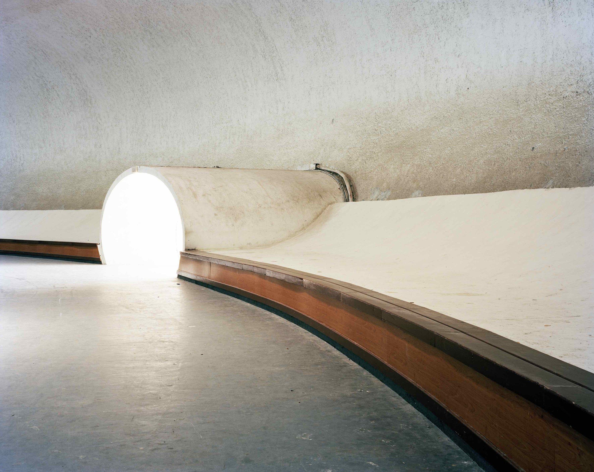 Salle Omnisport, Algiers, Algeria, 2013 by Jason Oddy