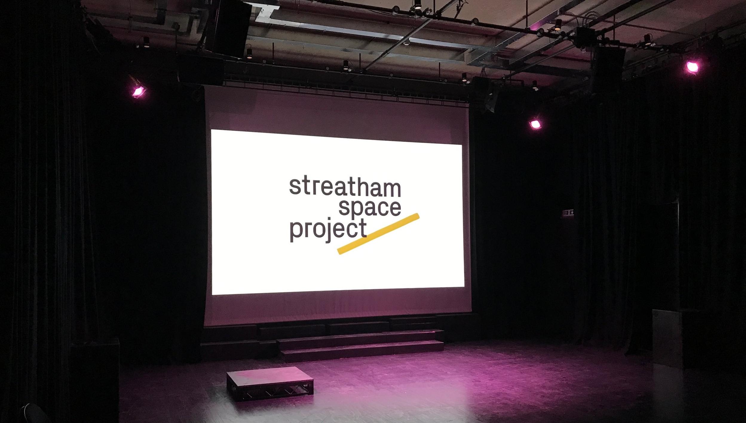 Streatham Space Project's Auditorium