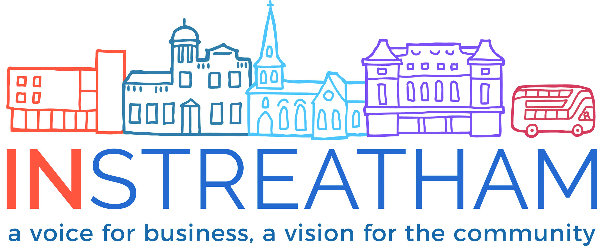 inStreatham.  A voice for business. A vision for the community. A future together.
