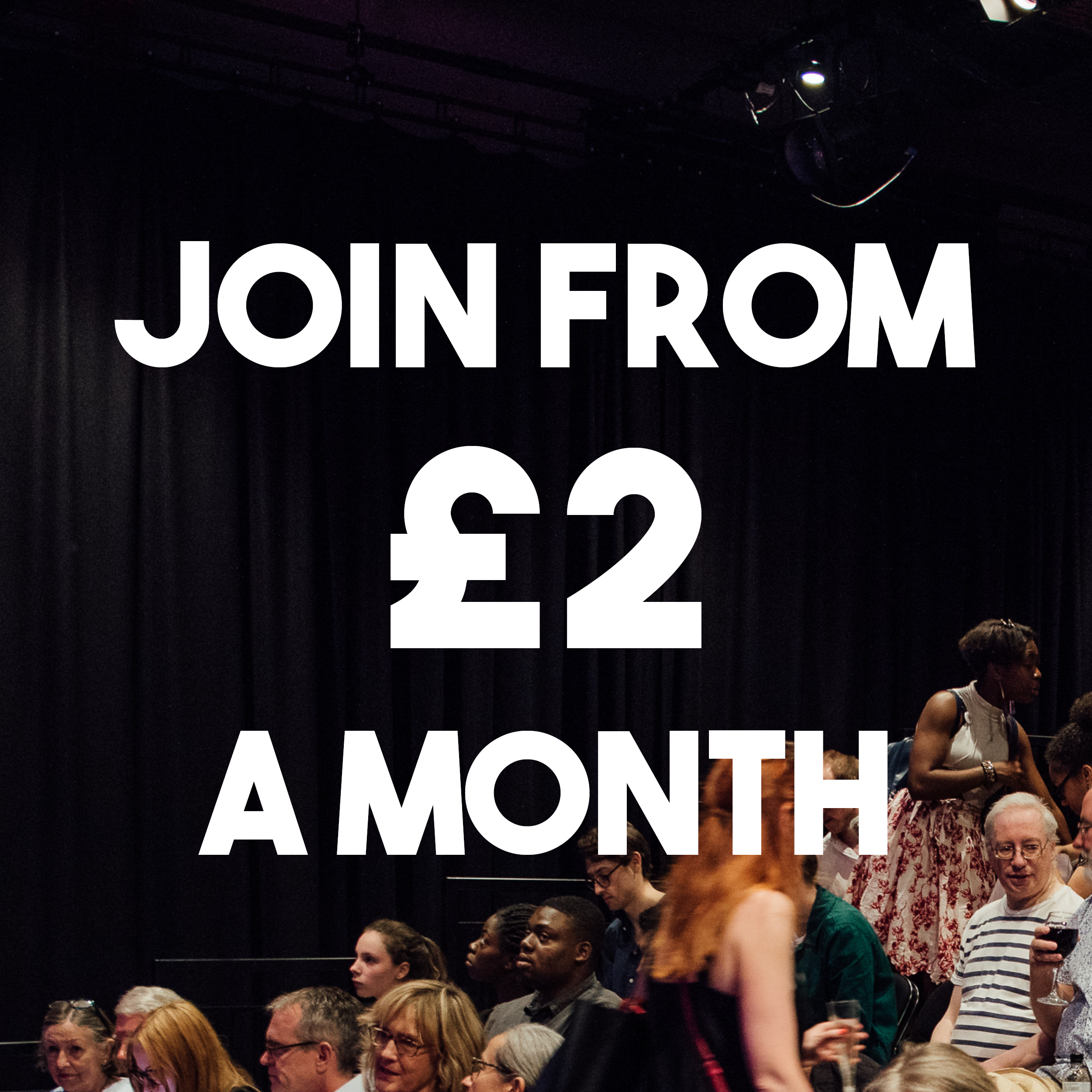 Become a member and enjoy great benefits for a year