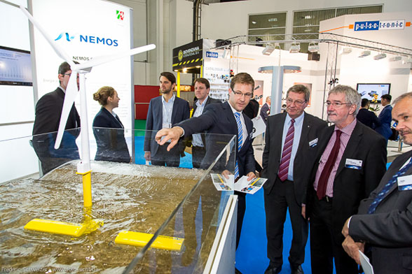 - This week NEMOS gave a presentation to a broad public and many experts at the