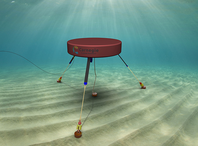 "- Carnegie Clean Energy and NEMOS are collaborating in the field of wave energy technology. The joint work with the Australian company began with tank testing campaigns in 2014 and 2016, during which NEMOS provided the model scale power take-off for the Carnegie wave energy converter (WEC).The collaboration became more intense in 2018 within the development of Carnegie's new multi-moored wave energy converter CETO 6M. In addition to supporting the tank testing campaign at the University of Plymouth (GB), NEMOS was selected as one of the contributors in the development of a rotary power take-off system (PTO) for the ""Albany Wave Energy Project"". Currently, NEMOS is working on design and manufacturing solutions for the mechanical power transmission system of the 25 m diameter full scale WEC.Find out more about the project: https://arena.gov.au/projects/carnegie-ceto-6-technology/Picture: Carnegie Clean Energy 2018"