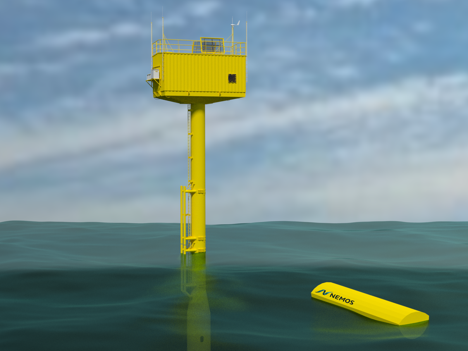 - Moving forward in the development path, NEMOS is preparing the installation of the Ostend Research Tower that will provide the required infrastructure for the next generation NEMOS Wave Energy Converter prototype that is currently being developed. With the Belgian Development Agency POM West-Vlaanderen (http://pomwvl.be/) NEMOS found a cooperation partner who is planning to provide this research infrastructure for further ocean energy and marine research activities for years to come. To build this sustainable solution on a solid foundation, a technical due diligence process was launched that will accompany the project until commissioning.