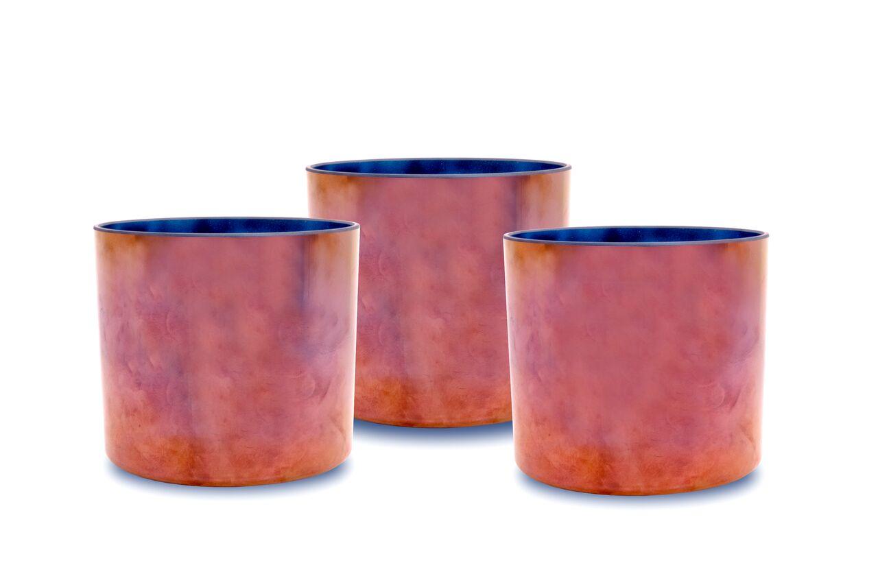 Tibetan Quartz Copper Aura Alchemy™