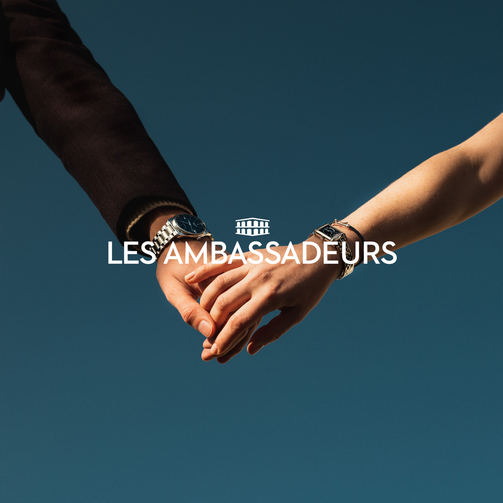 Les Ambassadeurs - Valentine's Day Campaign - January 2019