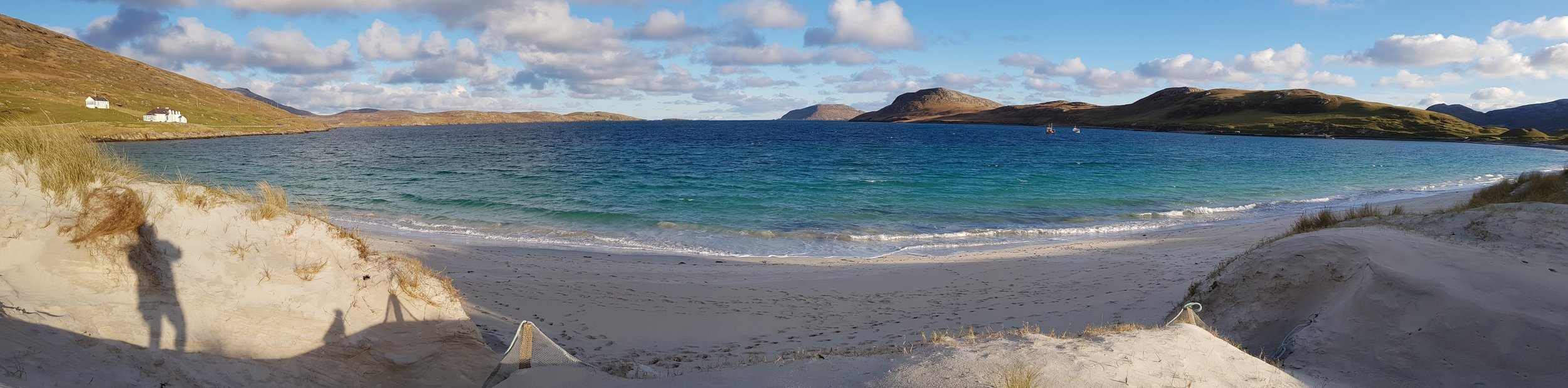 Vatersay Bay at its finest
